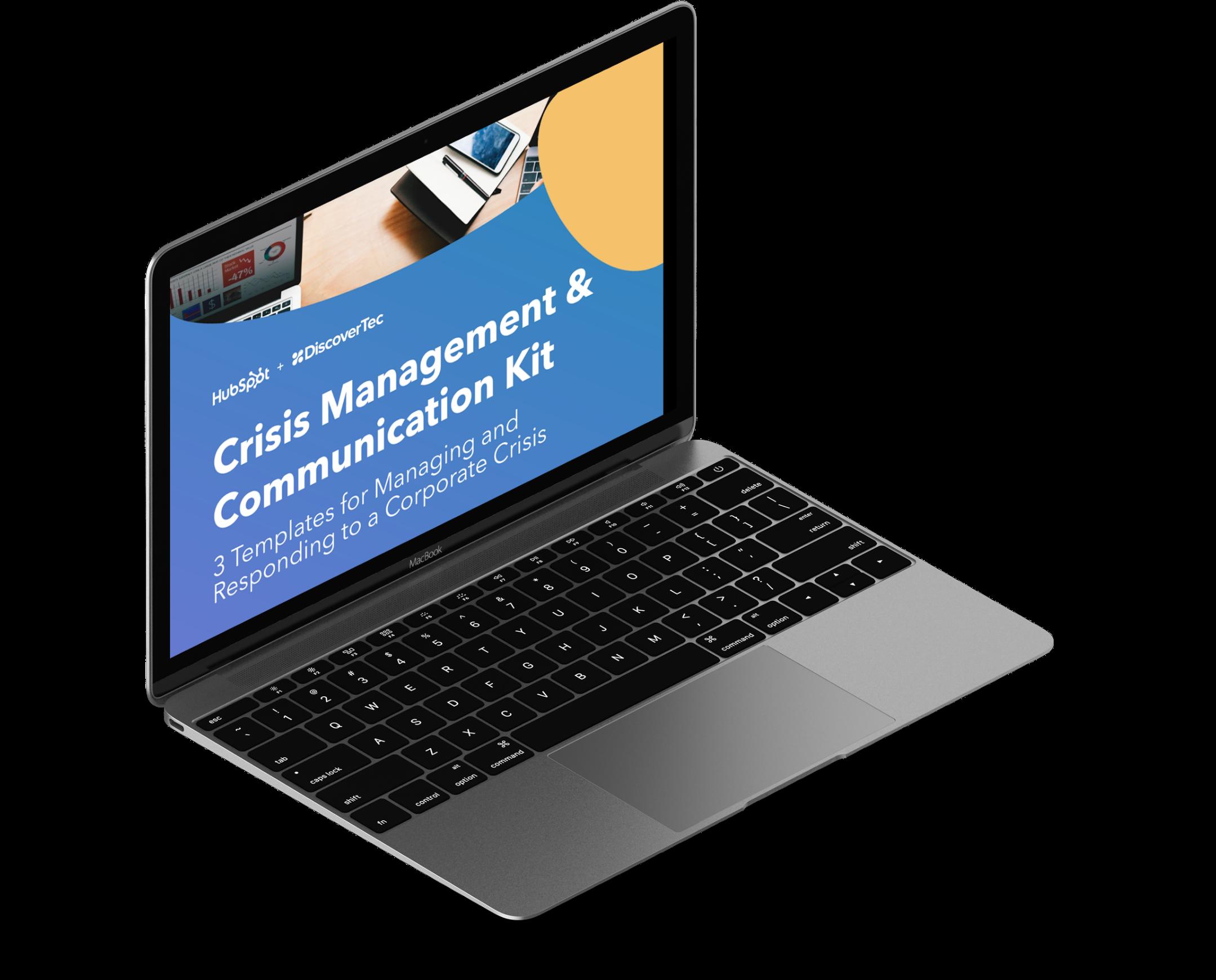 Crisis Management & Communication Kit